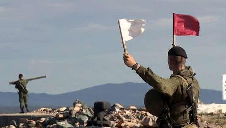 В России начались стратегические учения «Восток-2014»