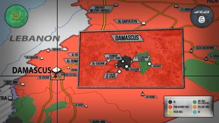Сирия. Гибель русского Ка-52, наёмники США бегут из Растанского котла