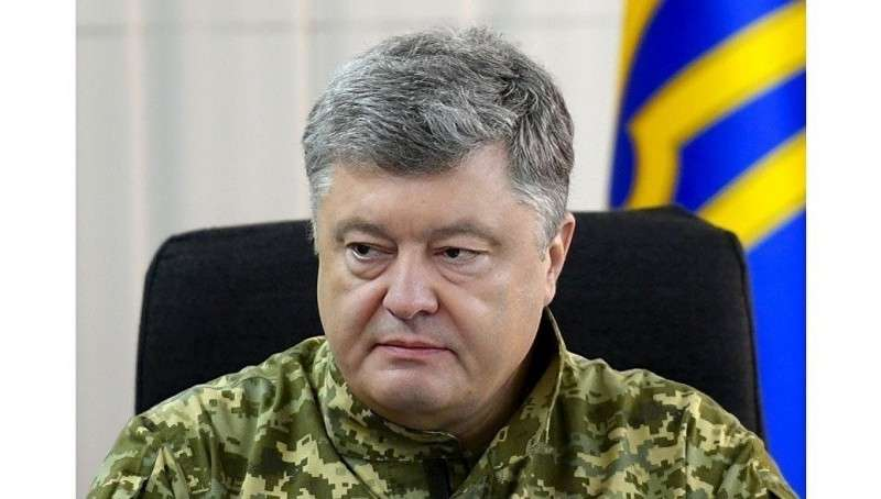Алкоголик Порошенко «Бессмертный полк» частью гибридной войны России против всего Мира