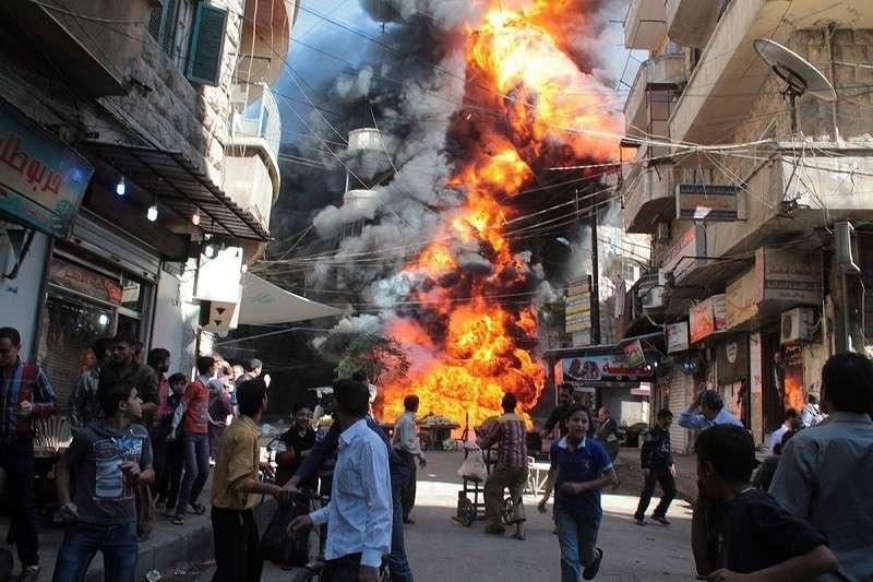 Еще один шаг США к Большой Войне в Сирии и Иране