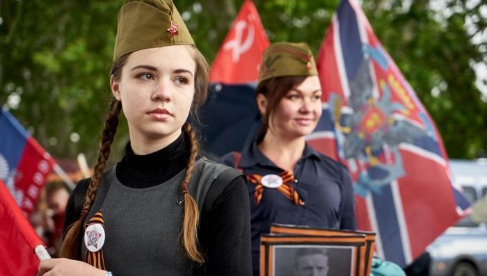 Бессмертный полк – пока мы помним победителей, они живы