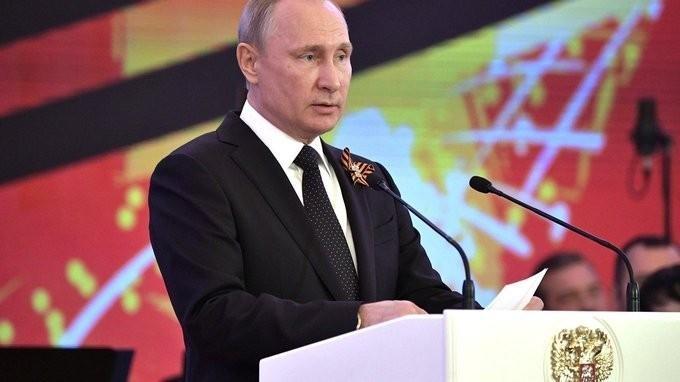 В Кремле состоялся торжественный приём по случаю 73-й годовщины Победы