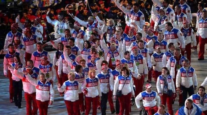 В Сочи началась торжественная церемония закрытия XI зимних Паралимпийских игр