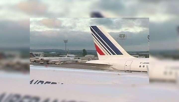 Air France отменила все рейсы в Россию