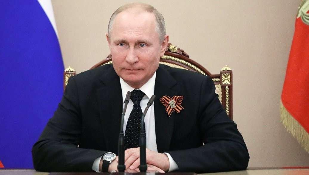 Владимир Путин обсудил с Советом безопасности ситуацию вокруг Ирана и Сирии