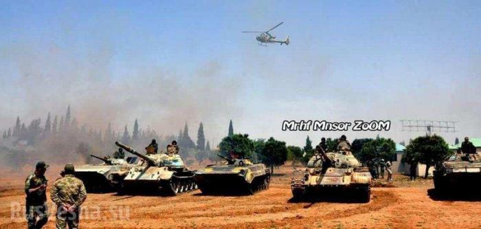 Ликвидация Растанского котла: как боевики сдавали танки российским военным