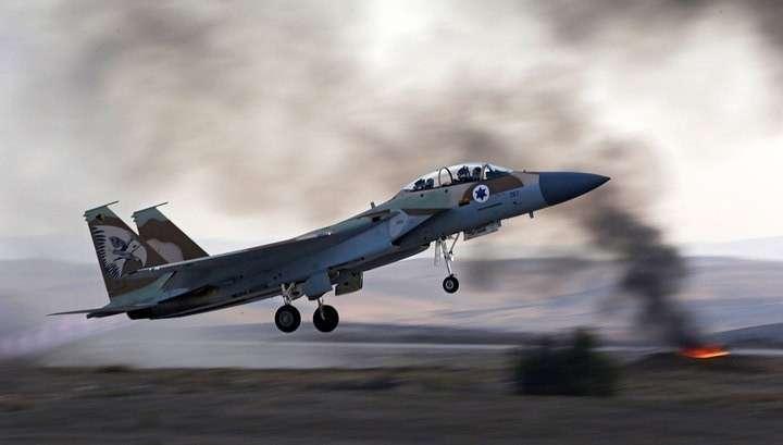 Сирийские ПВО отразили удар желающего развязать войну Израиля