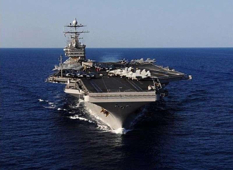 Противостояние в Сирии. На что годен авианосец Гарри Трумен?