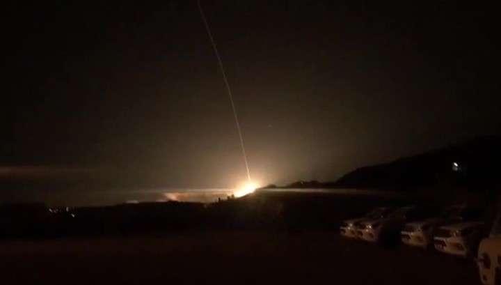 Минобороны России: ПВО Сирии уничтожила более половины израильских ракет