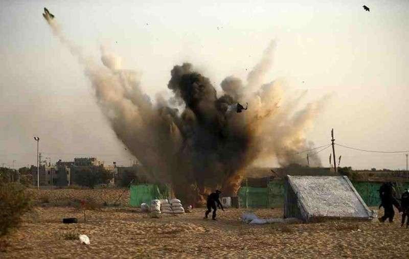 Обстановка в Сирии за прошедшие сутки резко обострилась после удара еврейских террористов