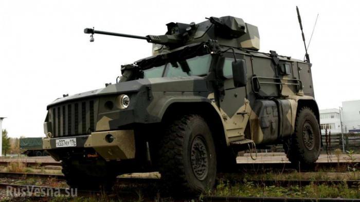 Сирия: русские военные «Тайфуны» глушат недобитых наёмников США в Думе
