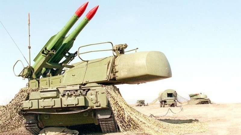Террористический Израиль, помимо «Панциря», уничтожил комплексы «Бук», С-200 и С-75