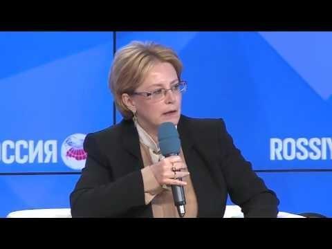 «Врачебные тайны» министра здравоохранения Скворцовой
