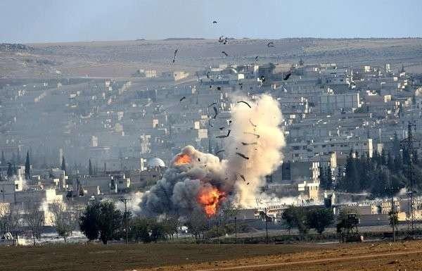 В Сирии Россия всегда била по ИГ, а попадала в американский спецназ и наёмников