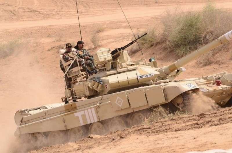 Про индийских вояк всё может сказать всего лишь одно фото