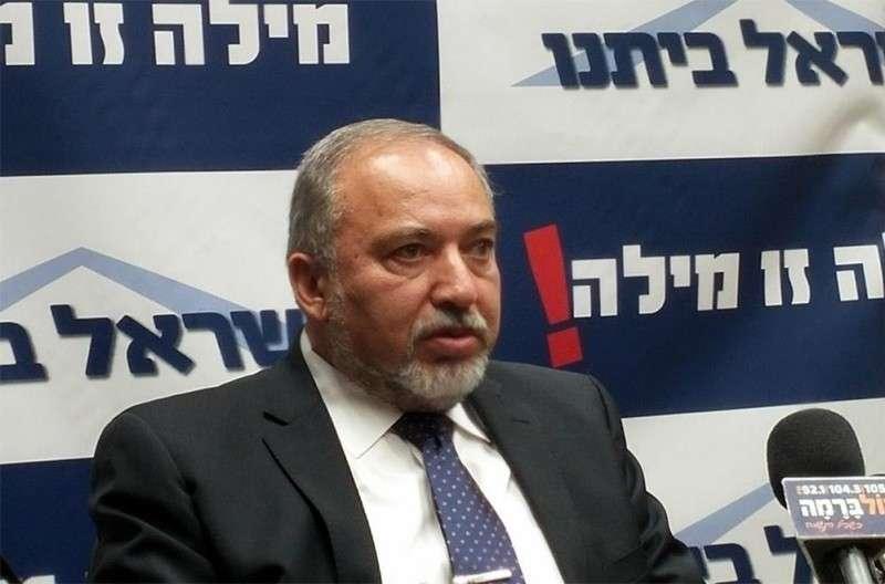 Министр обороны Израиля Либерман: