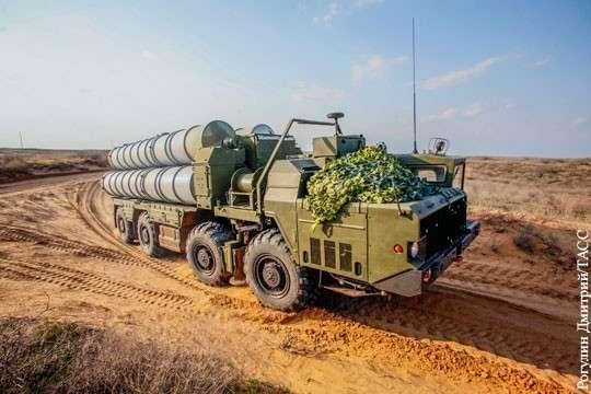 Как С-300 в Сирии дают России возможность влиять на террористический Израиль?
