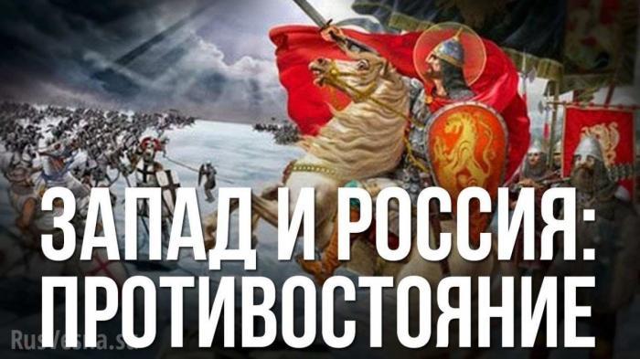 Как пиндосы атаковали Россию и получали быстрое возмездие