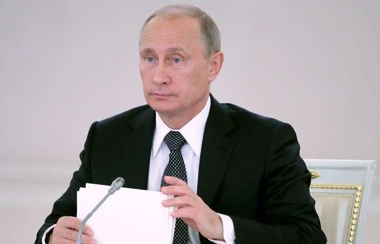 Владимир Путин: западные санкции создают стимул для диверсификации российской экономики