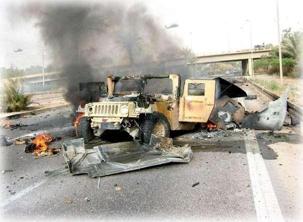 Сирия: 20 американцев убито, 20 ранено