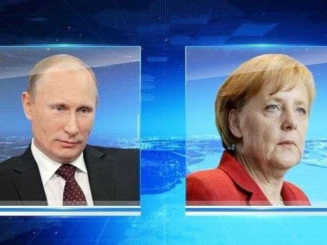 Владимир Путин и Ангела Меркель сохранят «Ядерную сделку» с Ираном и без США