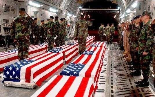 США в Сирии потеряли ещё 20 военнослужащих, десятки получили ранения