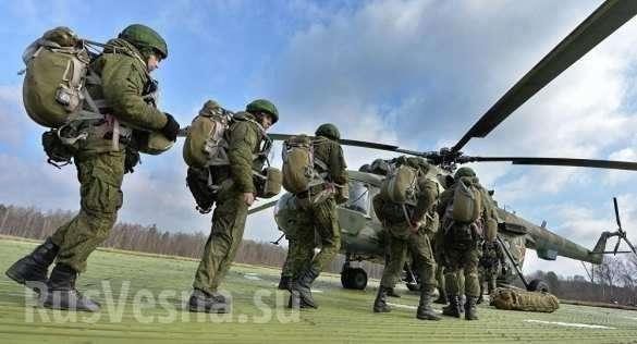 США: удивительным образом русская армия возродилась | Русская весна
