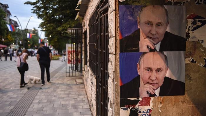 СМИ Европы: Владимир Путин стал последней надеждой Запада