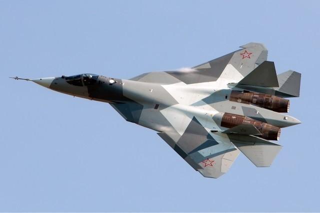 Откажется ли Индия от русского истребителя нового поколения СУ-57?