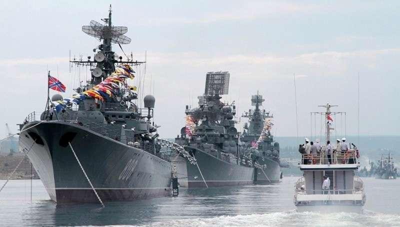 Как за несколько лет Черноморский флот стал силой, с которой считаются