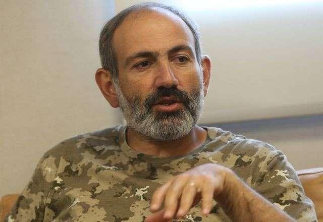 Армения: повторит ли Пашинян судьбу лгунишки Саакашвили?