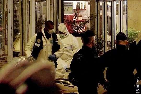 Франции указали на истинные причины «чеченского» теракта в Париже