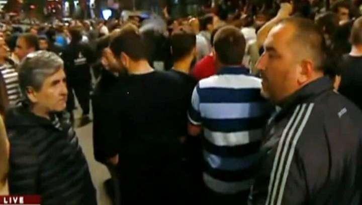 Участники майдана в Тбилиси взяли перерыв на неделю