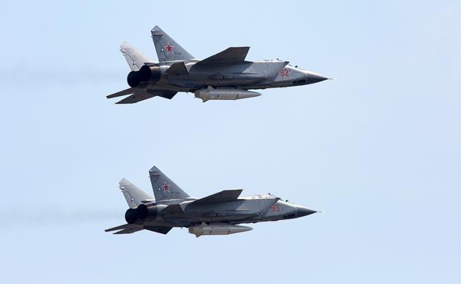 300 русских «Кинжалов» пустят на дно весь флот пиндостана