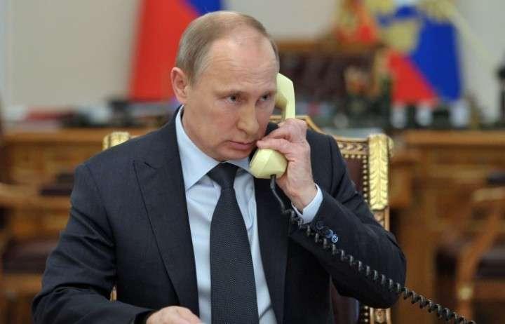 Путин заявил Обаме, что референдум в Крыму соответствовал нормам международного права