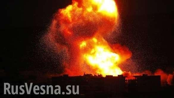 Сирия: подорван штаб наёмников США в Хасаке | Русская весна