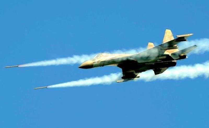 ВКС России нанесли ракетные удары про Турецким наёмникам