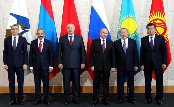 В Сочи проходит заседание Высшего Евразийского экономического совета