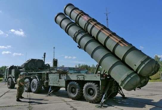 Российские ЗРС С-400 окончательно расстроили пиндосов