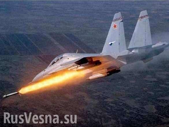 Сирия: лётчик ВКС России снайперски уничтожил боевиков, атаковавших Алеппо | Русская весна