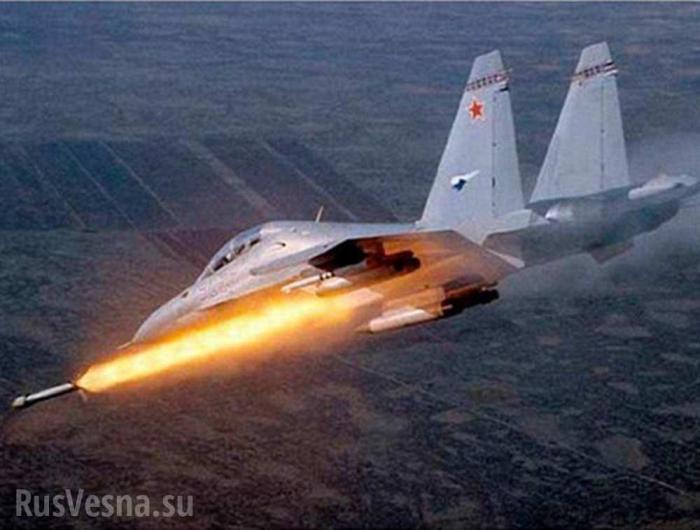 Сирия: лётчик ВКС России снайперски уничтожил боевиков, атаковавших Алеппо