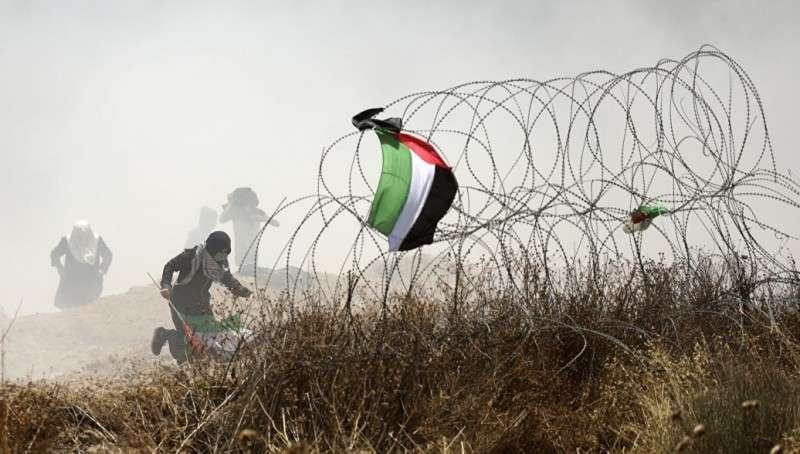 Число погибших в Палестине после удара террористического Израиля возросло до 59
