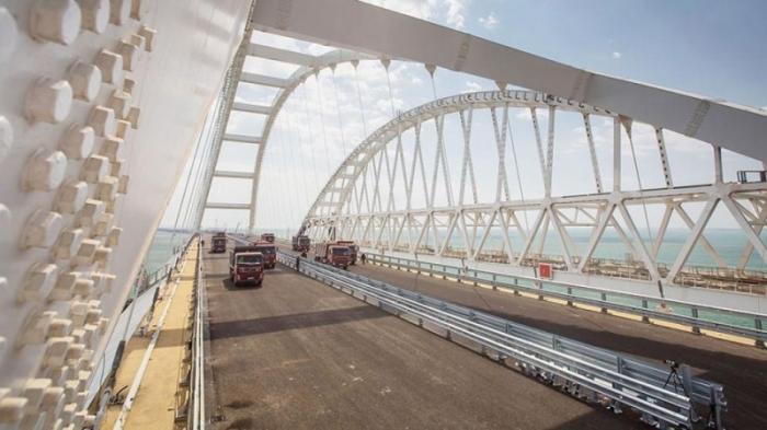 Крымский мост: мечта тысячелетия осуществилась!