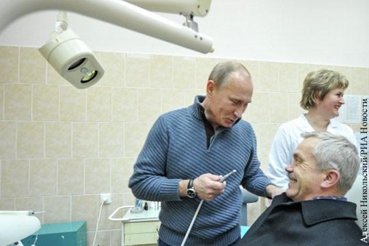 «Суперуказ» Владимира Путина требует резких перемен в здравоохранении
