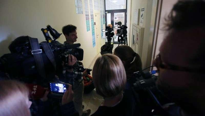 Каратели из СБУ ворвались в офис РИА Новости Украина