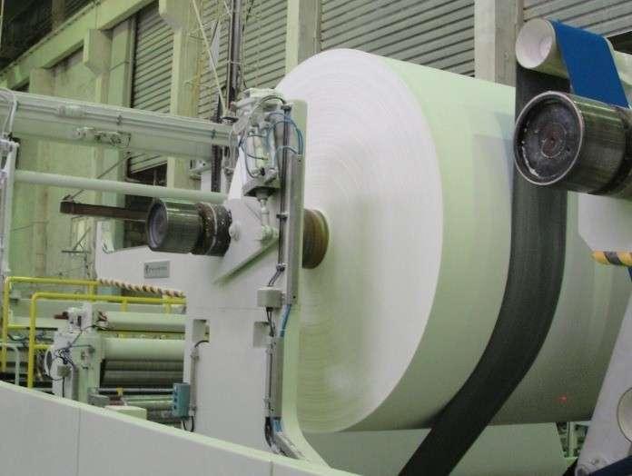 В Ярославской области запущено новое бумажное производство