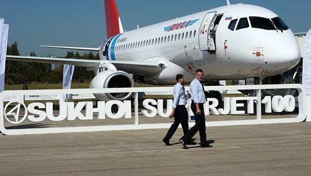 Иран покупает 40 русских авиалайнеров Суперджет-100