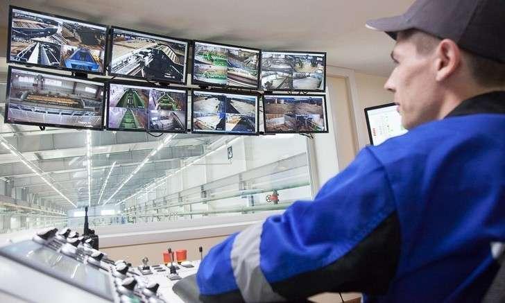 Архангельский «Лесозавод 25» вывел третий участок напроектную мощность