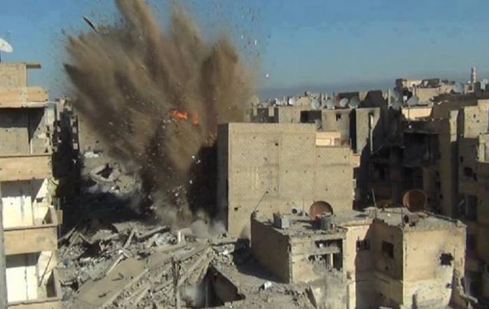 Сирия и Ирак объединились вместе против ИГИЛ в провинции Дейр-эз-Зор