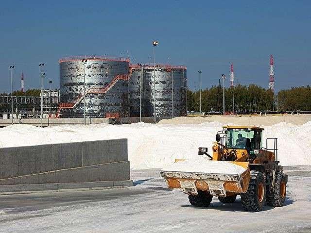 ВНижегородской области открыт крупнейший вмире завод попроизводству поливинилхлорида
